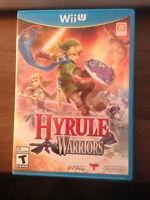 Hyrule Warriors - Wii U