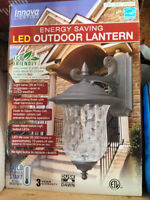 Outdoor LED Wall lantern