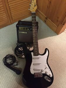 Electric guitar and more