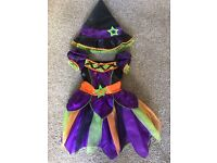 Girls witches dress Halloween