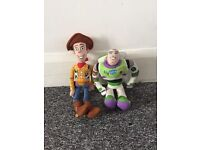 Disney toy story cuddly toys