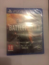 Battlefield 1 ( Sony PlayStation 4 2016)