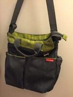 Skip Hop* diaper bag, great condition. Used 8 months