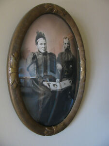 ANTIQUE FRAMED PORTRAIT - CAMERON Peterborough Peterborough Area image 1