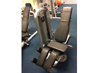 Commercial gym equipment abductor