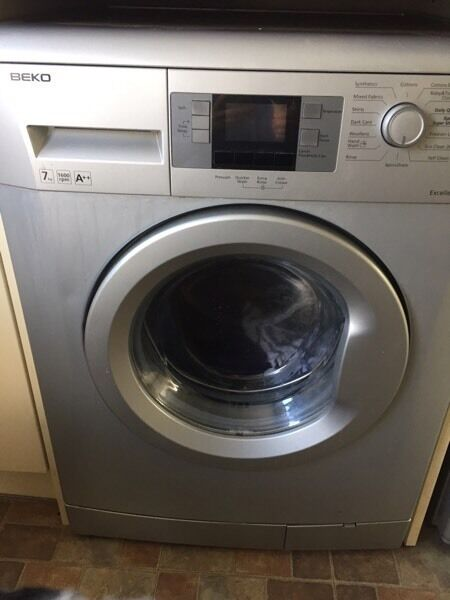 Beko Broken Washing Machine Not Free In Denton
