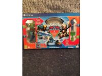 Sky landers trap team for PS4