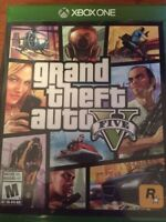 GTA 5 Xbox one 60$