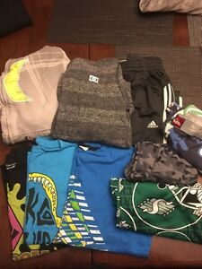 Boys Youth Size Large(14/16) Lot - DC, Hurley, Quiksilver etc