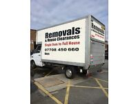 Dave with a van removals & house clearances