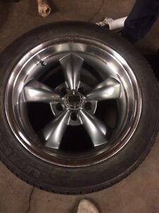 Wide rims and tires 17 inch 5x114.3 price drop