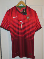 New #7 Ronaldo Nike Jersey with tags - L - XL - Stitched   New