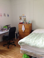 Rooms for rent in house on Clark Street near Sherbrooke Ouest