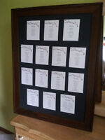 Seating arrangement Frame with new matting for Wedding
