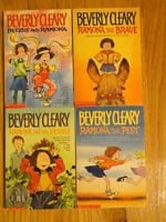Beverly Cleary - Ramona Quimby Series Set