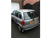 Vauxhall Corsa 1998. Low mileage due to elderly owner.