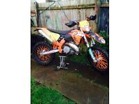 Ktm 300 exc road legal 10 plate