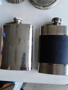 REDUCED - Stainless Steel Flask