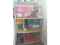 Dolls House **Excellent** Perfect for Christmas!