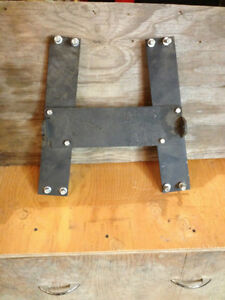 Honda-windshield,blade mount bracket,fuel can holder London Ontario image 3