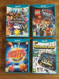 WII U GAMES USED LAST FEW LEFT NEWINGTON PICK UP starting from £10