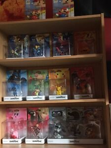 Amiibo for sale. First print NA reduced to sell
