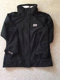 Helly Hansen coat girls Age 12