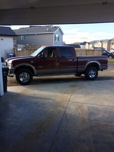 2006 Ford F-350 king ranch 138km