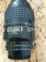 Nikon 105mm f/2.8 Micro Nikkor