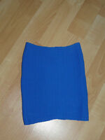 Topshop Blue Pullup Top Size S/M