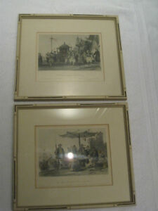 Oriental Picture Frame
