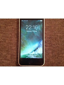 iPhone 5C, unlocked 16GB