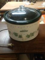 Crock-Pot / Mijoteuse