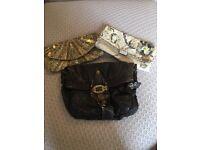 Free clutch bags and handbag