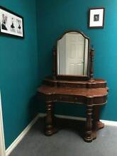 Antique Victorian Duchess Dressing Table Bulimba Brisbane South East Preview