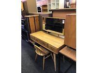 Erkol dresser and stool