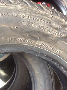 Snow/mud tires for sale Kawartha Lakes Peterborough Area image 2