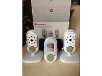 Motorola baby monitor mbp28 twin