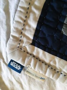 Awesome Pottery Barn Kids Star Wars Quilt set - like new- Queen Kitchener / Waterloo Kitchener Area image 6