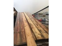 9x2 16ft timbers £12 each