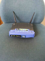 Linksys Wireless Router