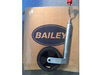 Bailey caravan jockey wheel
