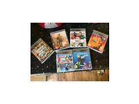 6 x PS3 PlayStation 3 Games