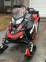 2015 Ski-Doo RevXp , With Trailer ...Great On And Off Trail Sled