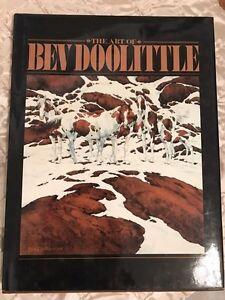 Book The Art of Bev Doolittle