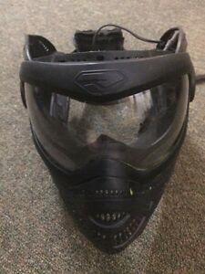 Electronic Defogger Paintball Mask