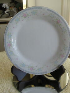 ...ONE[ 7 1/2-INCH] CHINA LUNCHEON PLATE..CROWN MING PATTERN