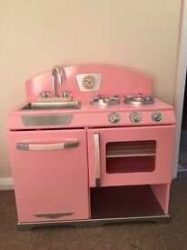 Vintage wooden toy kitchen (Great Little Trading Company)