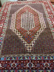 Bidjar fine quality hand knotted %100 wool Persian 6.7x10 feet