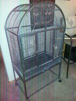 EZ CARE DOME BIRD CAGE
